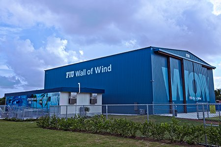 FIU Wall of Wind Building